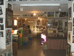the main area of the store
